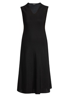Armani Sleeveless Knit Dress