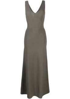 Armani sleeveless maxi dress