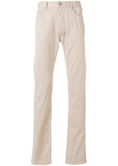 Armani slim-fit chino trousers