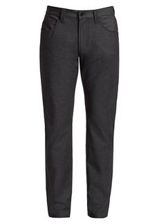 Armani Slim-Fit Denim Trousers