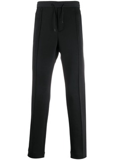 Armani slim-fit drawstring trousers