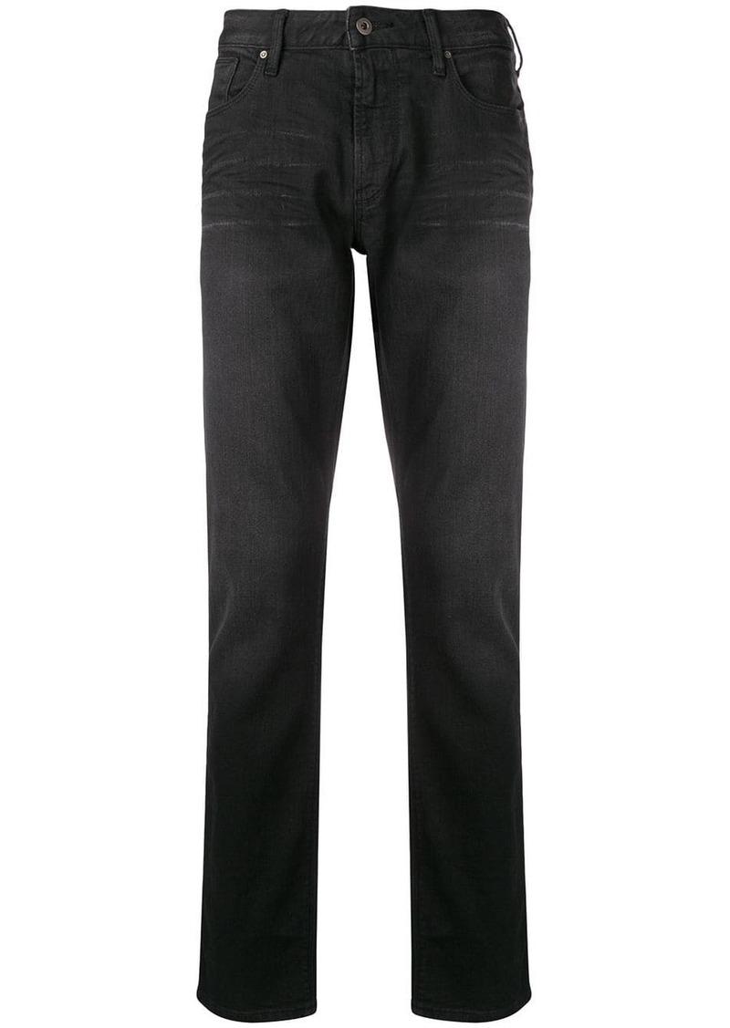 Armani slim-fit jeans