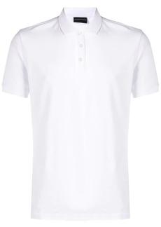 Armani slim-fit polo shirt