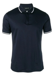 Armani slim fit polo top
