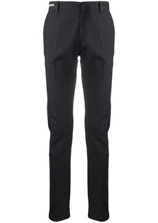 Armani slim-fit tailored trousers