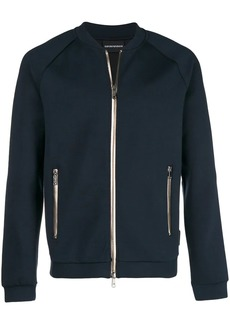 Armani slim-fit track jacket