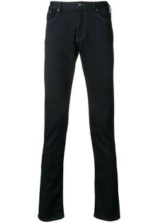 Armani slim fit trousers