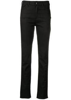Armani slim-fit trousers