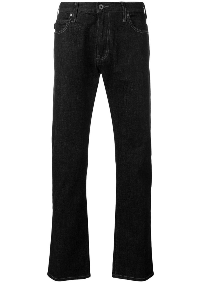 Armani slim jeans