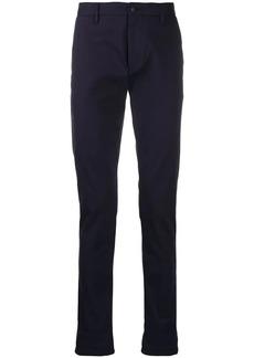 Armani slim trousers