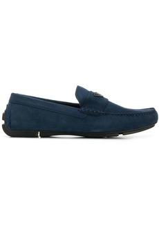 Armani slip-on loafers