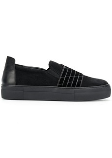 Armani slip-on sneakers