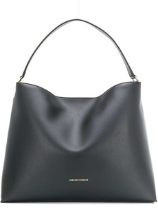Armani slouchy leather tote