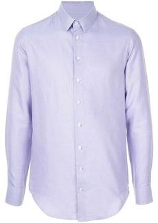 Armani small pattern shirt
