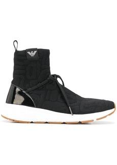 Armani sock-liner sneakers