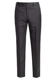 Armani Soft Micro Wool Trousers