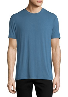 Armani Solid Jersey T-Shirt