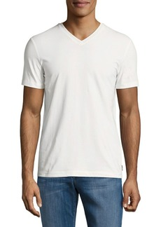 Armani Solid Stretch Cotton Tee