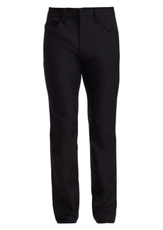 Armani Solid Trousers