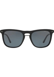 Armani square frame sunglasses