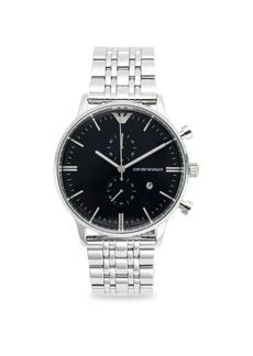Armani Stainless Steel Bracelet Watch