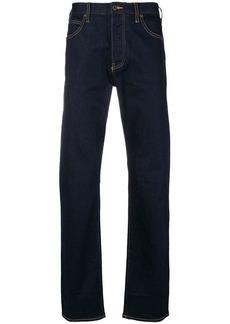 Armani straight cut jeans