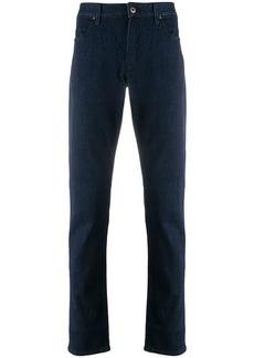 Armani straight-leg denim jeans