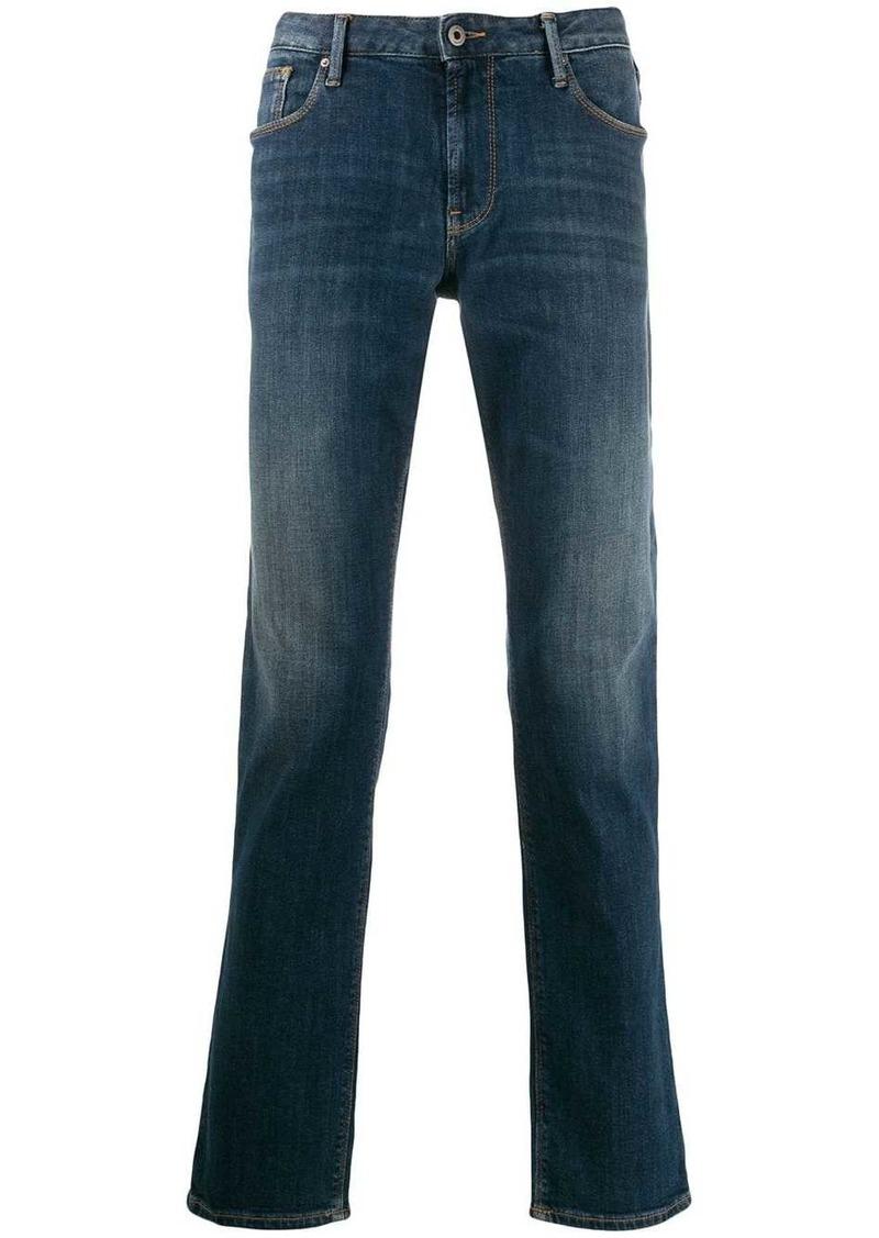 Armani straight-leg J06 jeans