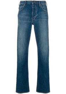 Armani straight leg jeans