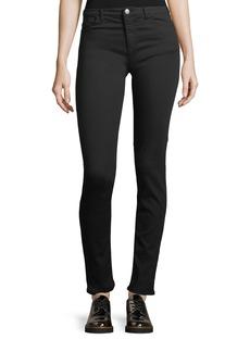 Armani Straight-Leg Stretch-Denim Jeans