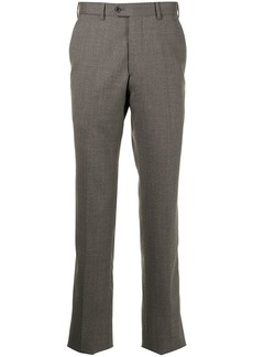 Armani straight-leg tailored trousers