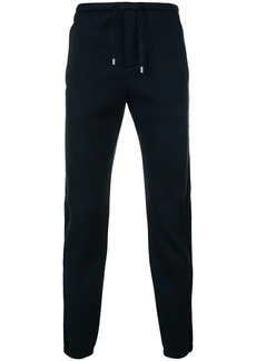 Armani straight-leg track trousers