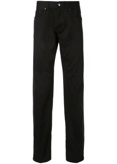 Armani straight-leg trousers