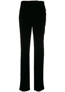 Armani straight leg trousers