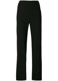 Armani straight tailored trousers