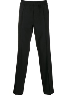 Armani straight tapered trousers