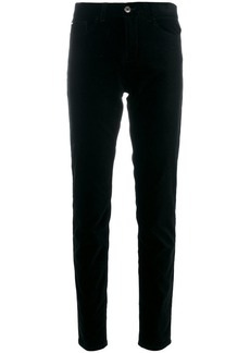 Armani straight trousers