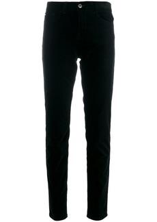 Armani straight trousers