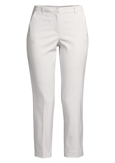 Armani Stretch Cropped Trousers