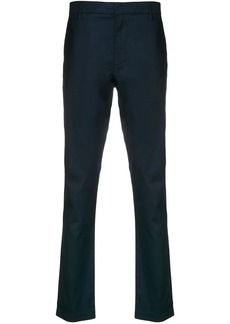 Armani stretch-fit chinos