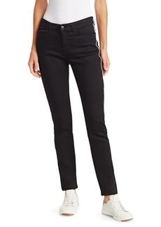 Armani Stretch Skinny Stripe Jeans