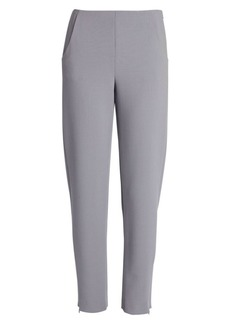 Armani Stretch Wool-Blend Pants