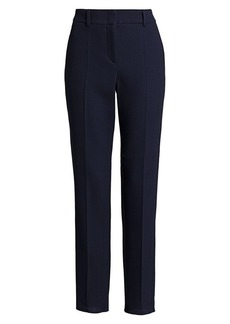 Armani Stretch-Wool Tapered Pants