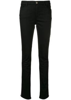 Armani stripe detail jeans