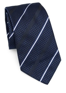 Armani Stripe Tie