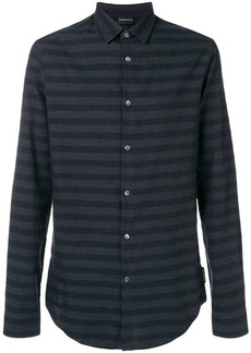 Armani striped shirt