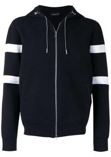Armani striped sleeve jacket