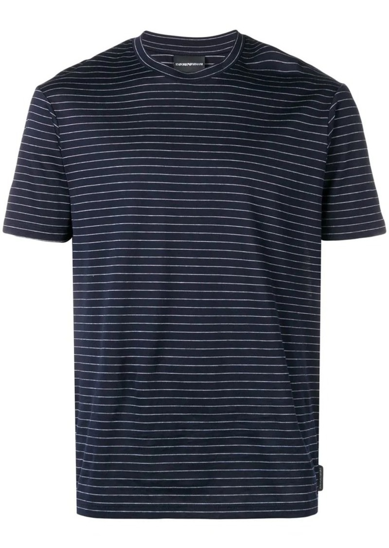 Armani striped T-shirt