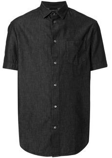 Armani studded logo shirt