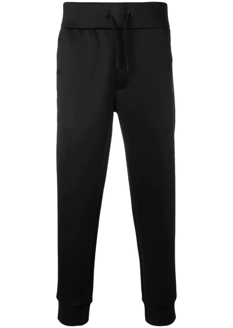 Armani tapered jogging bottoms